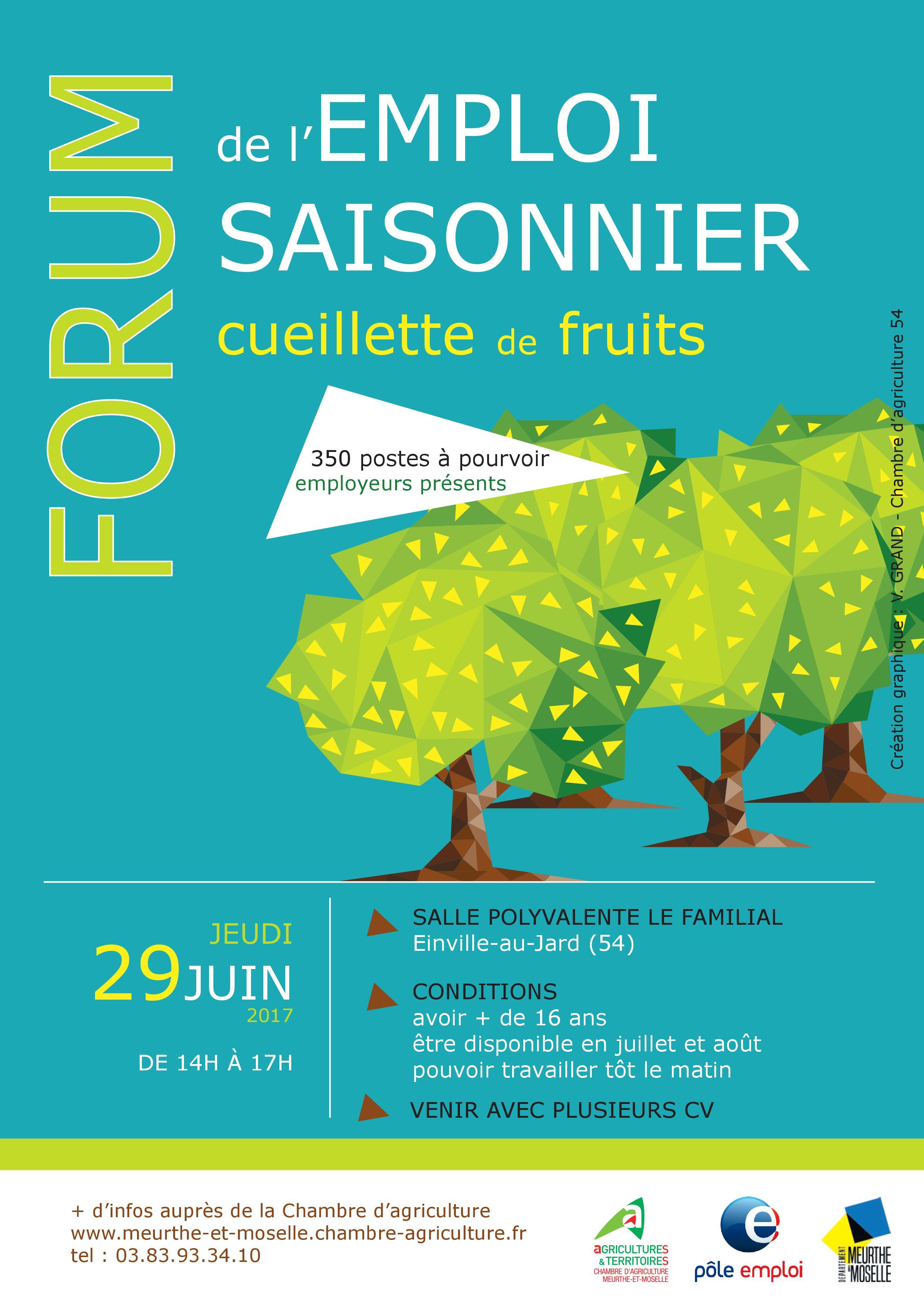 Mission locale du lunevillois - Chambre agriculture emploi ...